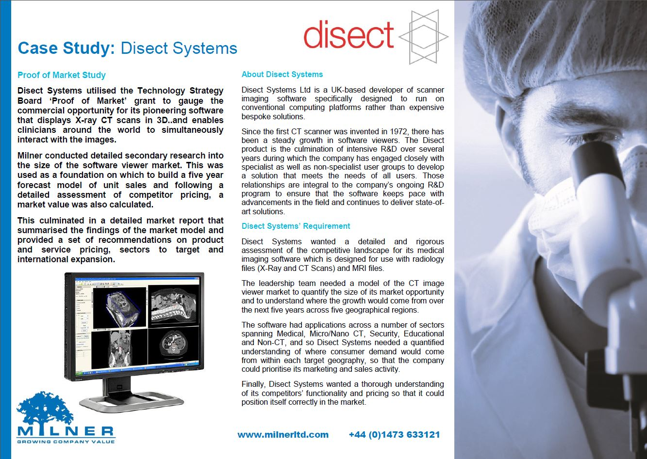 Disect Case Study