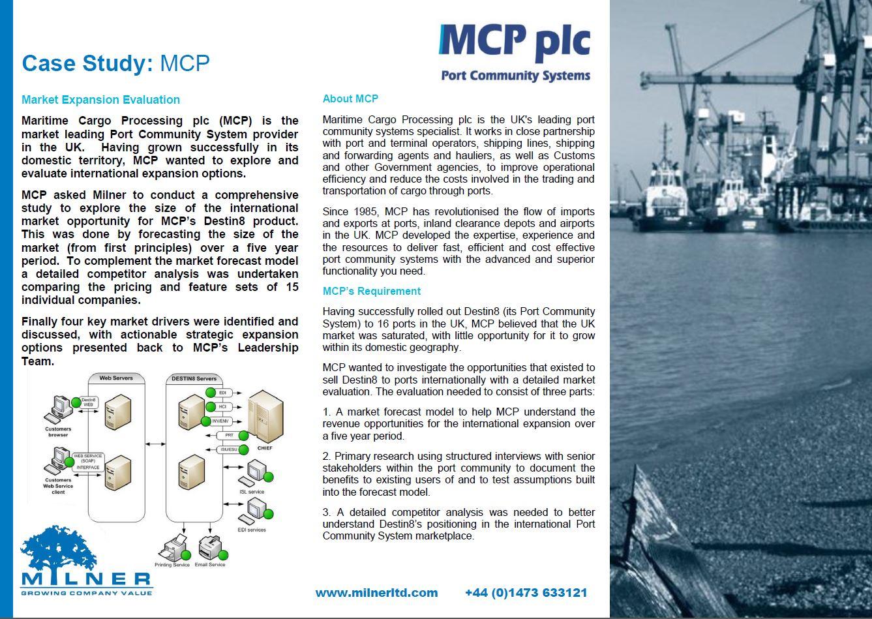 MCP_Case_Study