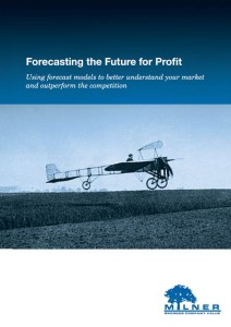 Forecasting the Future for Profit