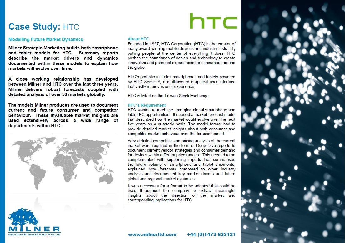HTC Corporation Case Solution & Answer