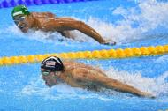 Michael Phelps Visualising the Future