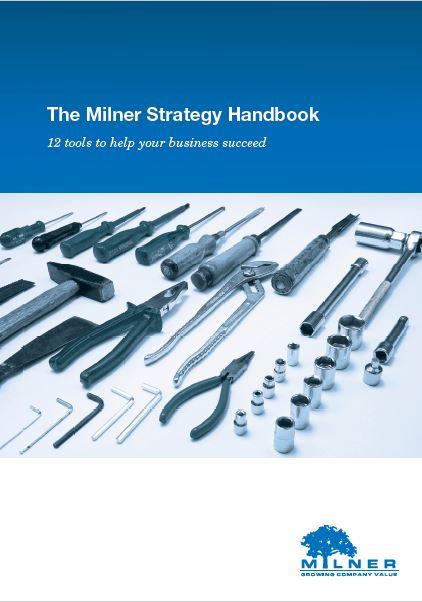 Strategy handbook